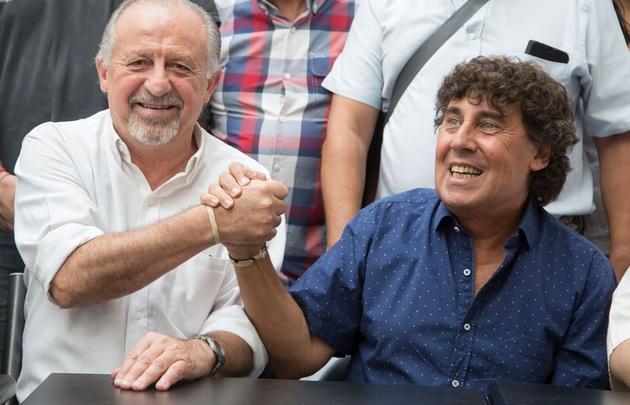 Yasky y Micheli amenazan con otro paro nacional.
