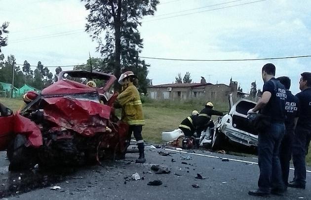 Accidente fatal en Uruguay.