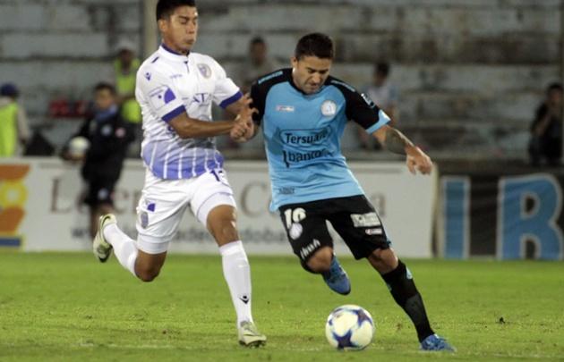 Belgrano cayó ante Godoy Cruz en Alberdi.