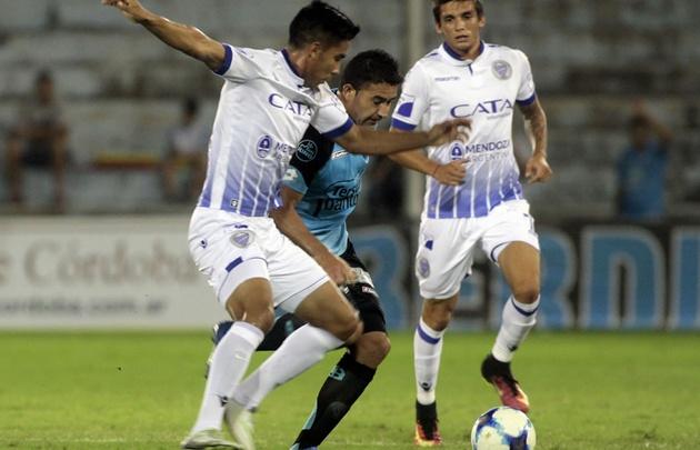 Belgrano no pudo con Godoy Cruz en el Gigante de Alberdi.