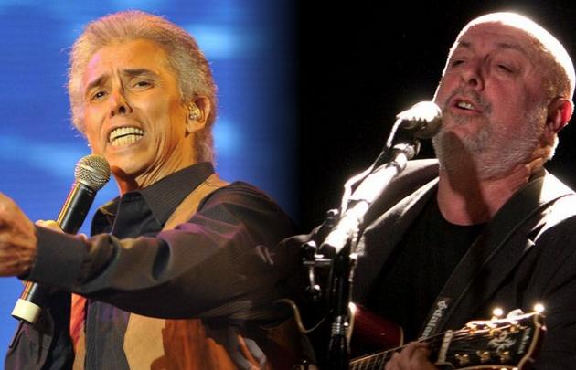 Jairo y Baglietto harán una gira nacional juntos.