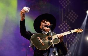 El Chaqueño Palavecino participará del Festival Trichaco en Salta.
