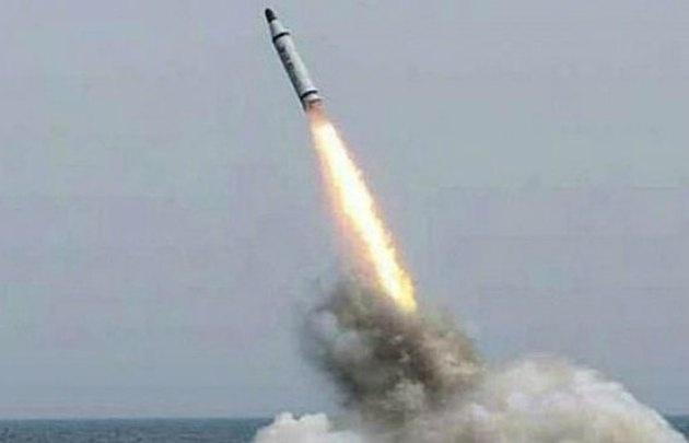 El lanzamiento del misil fue fallido (Foto ilustrativa)