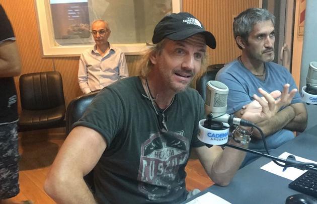 Facundo Arana en Viva la Radio.