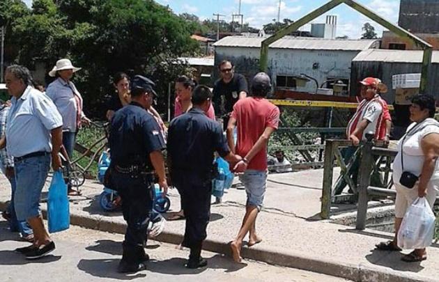 Expulsaron a un paraguayo indocumentado y con antecedentes (Noticias Formosa).
