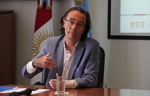 El ministro de Finanzas de Córdoba habló del proyecto de reforma previsional.