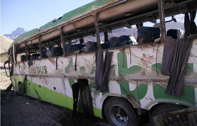 La tragedia dejó 19 personas muertas y decenas de heridos.