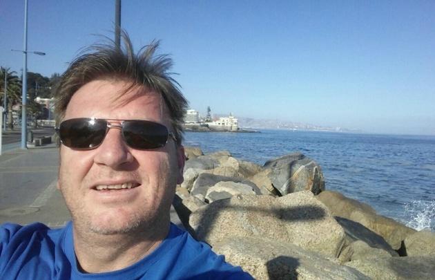 Guillermo Hemmerling en Viña del Mar.