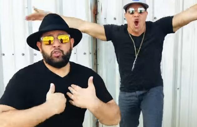 Parecidos a Luis Fonsi y Daddy Yankee ¿No?