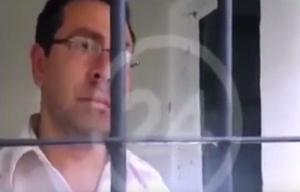 Francisco Javier Sanhueza en la entrevista con el programa 24 Horas.