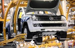 VW produciría un nuevo vehículo en su planta de General Pacheco.