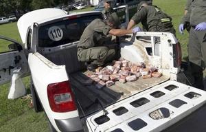 Califican de ''narcoprovincia'' a Corrientes y le apuntan al gobernador Colombi.