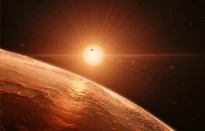 Los científicos hallaron 219 exoplanetas.