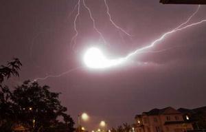 Una fuerte tormenta eléctrica se registró en La Cumbrecita (Foto: archivo).