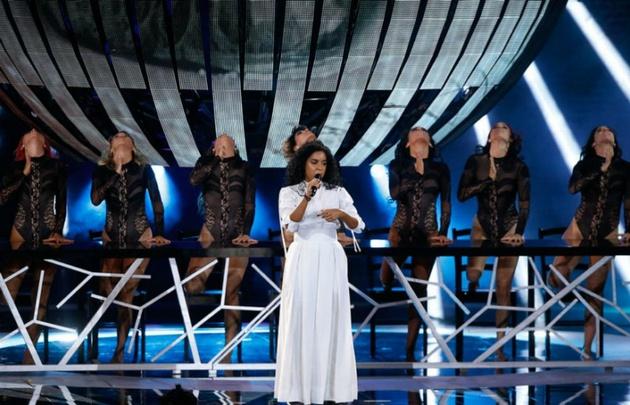 Danay, la representante cubana, decidió cambiar la letra de la canción en la final.