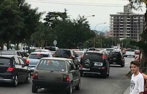 Incesante llegada de turistas a Carlos Paz