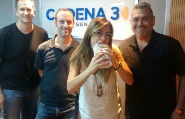 El mundial de chori llega a Córdoba y en Cadena 3 se saborea la previa