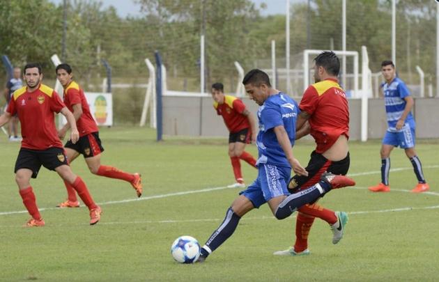 Talleres goleó a Boca Unidos en otro amistoso de pretemporada.