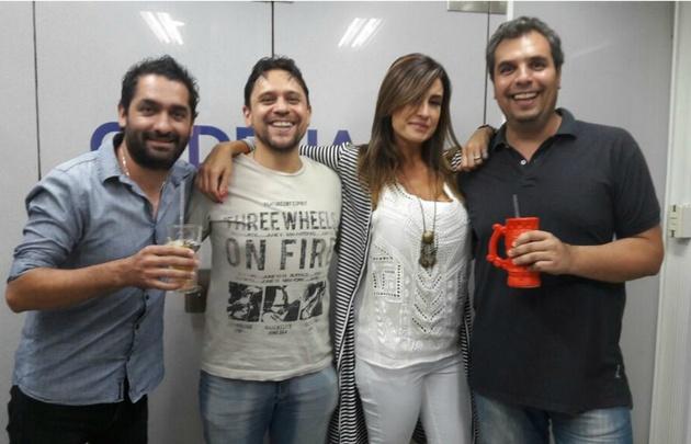 El equipo de Gaby Tessio en Verano celebra el cierre de ciclo