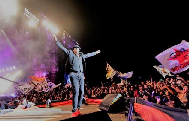 Ciro y Los Persas cerró la primera noche de la edición 2017 del Cosquín Rock ante 20 mil personas.
