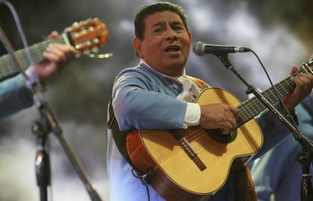 Los Manseros volvieron a sus pagos, sin Martín en el Festival Portal del NOA.