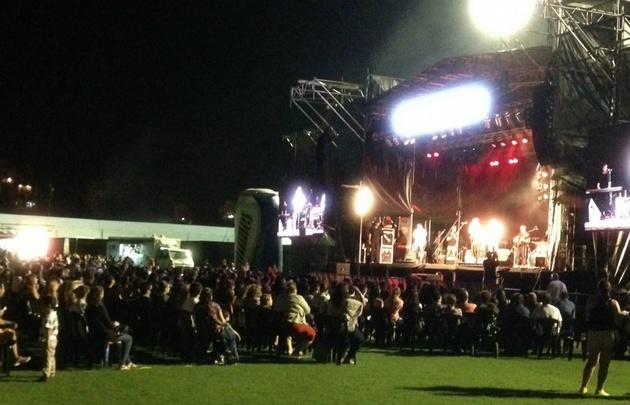 Casi diez mil personas fueron a la primera edición del Festival Opus