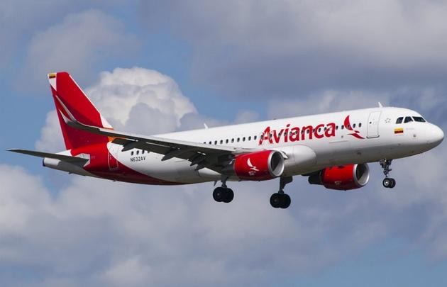 Avian Líneas Aéreas es la compañía que opera en Argentina con la marca Avianca.