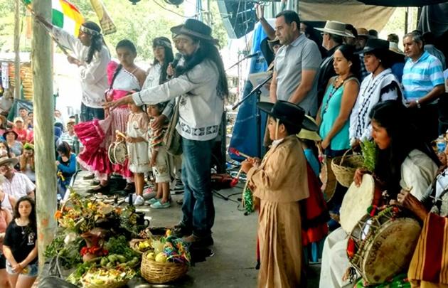 Se mezclaron las costumbres de la tierra con los juegos del agua en Tucumán