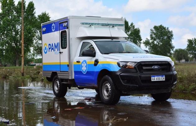 Pami negó que se hayan suspendido los traslados.