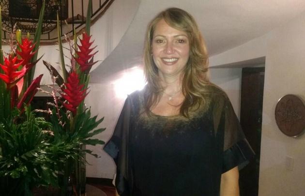 """Paula Cortés: """"Para Colombia, el turismo es el segundo renglón de la economía""""."""