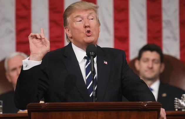 Trump ofreció ayuda y expresó su apoyo al Reino Unido.