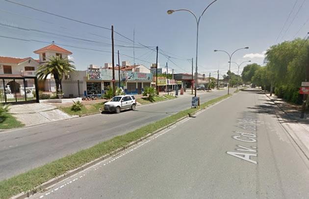 El robo fue en Valparaíso 3746 (Foto: Google Maps)