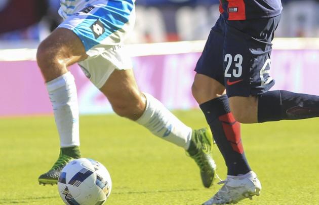 Belgrano y San Lorenzo fue suspendido por el paro de Agremiados.