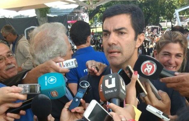Juan Manuel Urtubey felicitó a Macri por la elección en Salta.