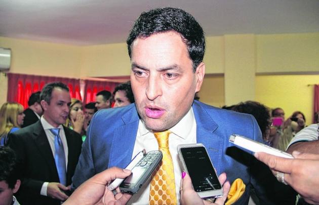 Rodrigo Posse es un referente del PRO en Santiago del Estero.