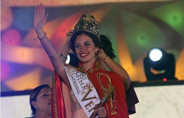 Victoria Colovatti es la nueva Reina de la Vendimia.