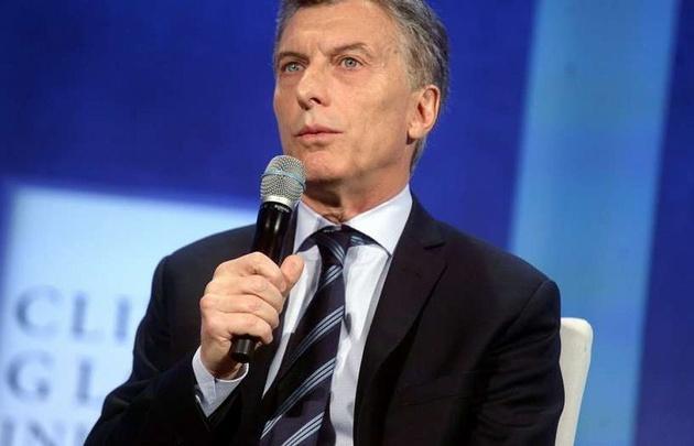 Macri anunció el Plan Aerocomercial.