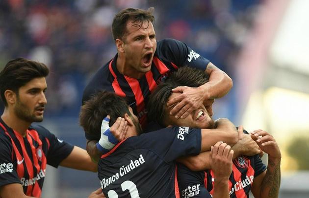 San Lorenzo vs Belgrano