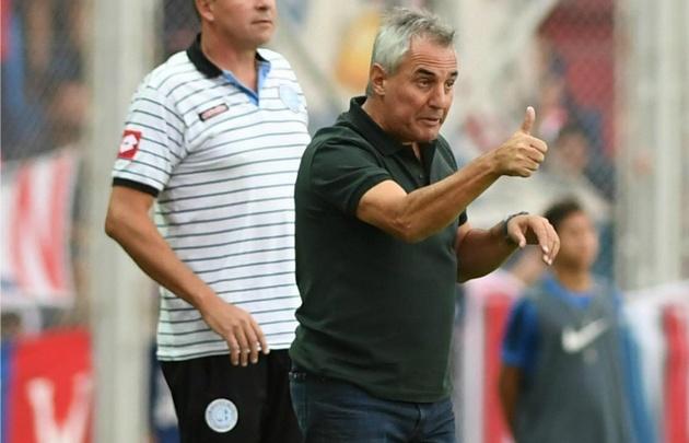 Leonardo Madelón tiene la misión de enderezar el rumbo de Belgrano.