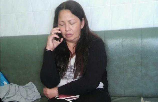 La mamá de Antonella ubicó a su hija por un contacto en Facebook.