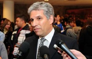 Claudio Poggi, ex aliado de los Rodríguez Saá, fue gobernador entre 2011 y 2015.
