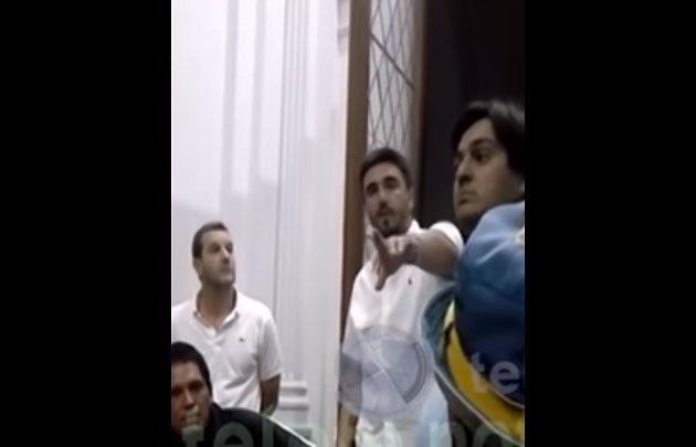 Video compromete al Intendente de Olavarría