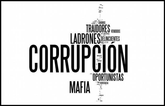 """""""La palabra más recurrente es corrupción"""", indicó Giacobbe."""