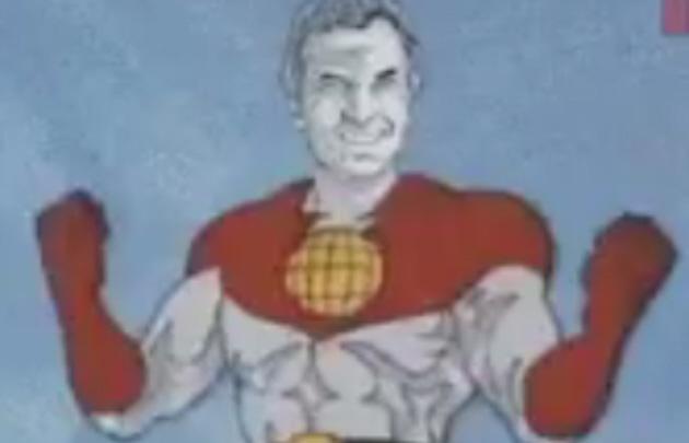 Adaptaron la serie de Capitán América para criticar a Macri.