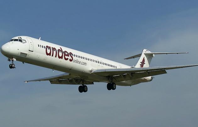 Andes emplea estrategias de comunicación para que la gente elija viajar en avión.