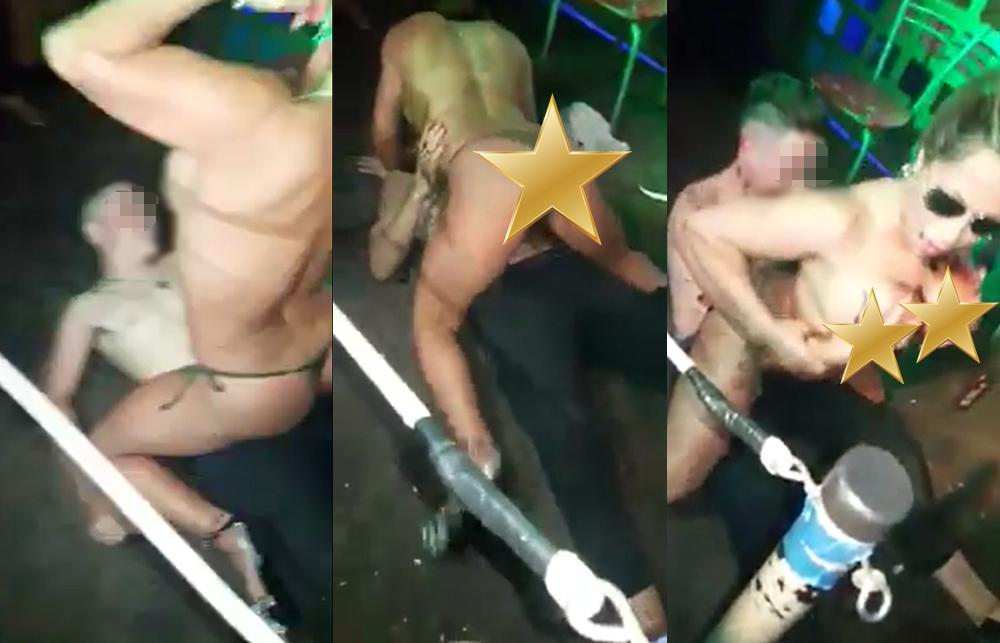 día strippers sexo