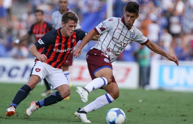 Godoy Cruz venció a San Lorenzo en Mendoza.