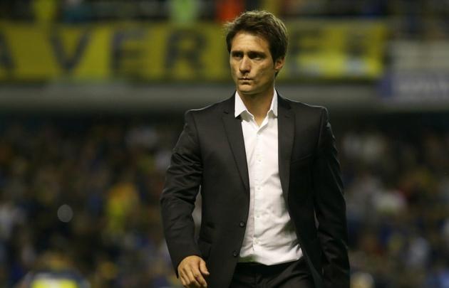 Barros Schelotto lamentó los errores que cometió su equipo ante Talleres.