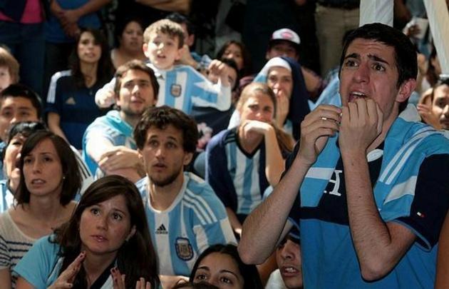 ¿Los argentinos son felices?