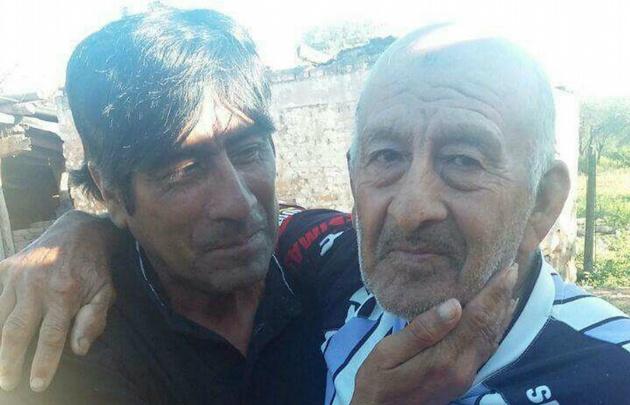 Miguel Ángel ySantiago Alderete se reencontraron en Santiago del Estero.